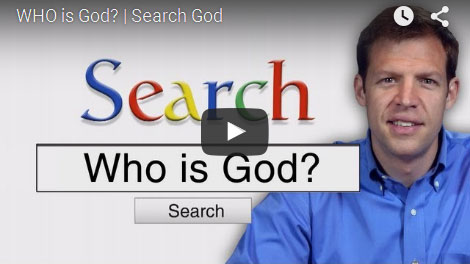 SEARCH | Who is God?