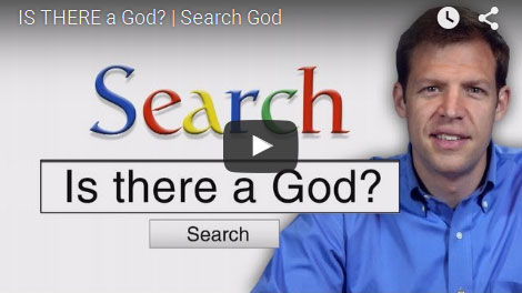 SEARCH | Is there a God?