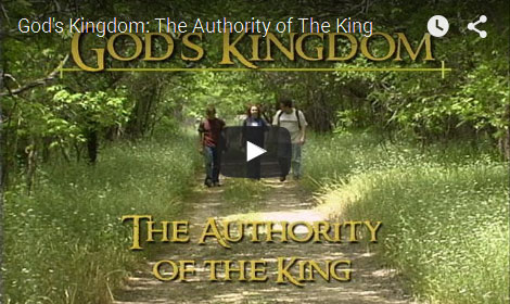 GOD'S KINGDOM | The Authority Of The King