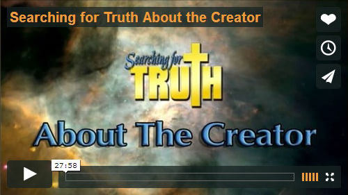 SEARCHING FOR TRUTH | About The Creator