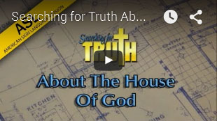 SEARCHING FOR TRUTH | About Baptism