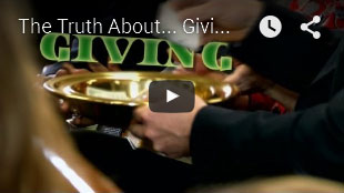 THE TRUTH ABOUT | Giving